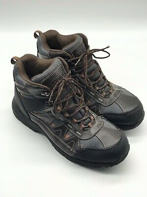 c8933629426 ELK WOODS THINSULATE 79854 Mens Brown Leather Hiking/Trail Boots ...