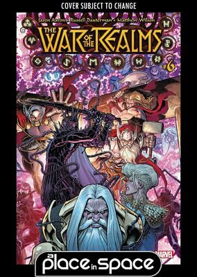 War Of The Realms #6A (Wk26)