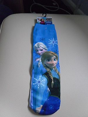 New ~ Girls ~ Disney Frozen ~ Socks ~ Size 12-2.5