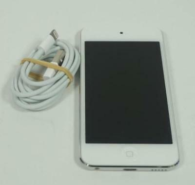 Used Working Silver White Apple iPod Touch 5th Gen 32GB A1421 MP3 Player