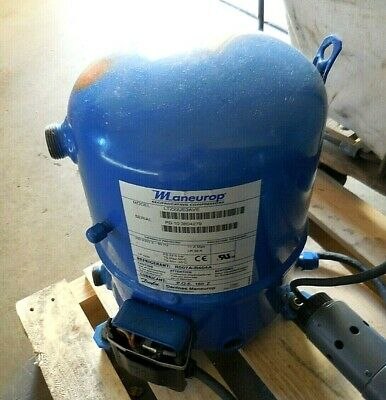 Danfoss Maneurop LTZ22JE3AVE Thermally Protected Reciprocating AC Compressor