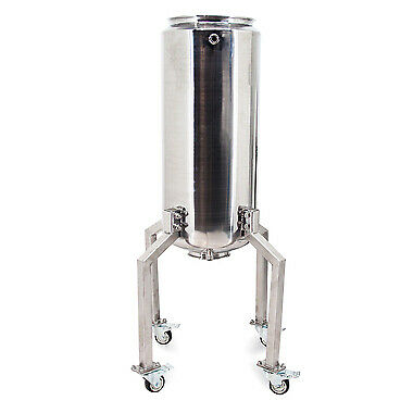 USA Lab 50L Stainless Steel Jacketed Reactor - SS304