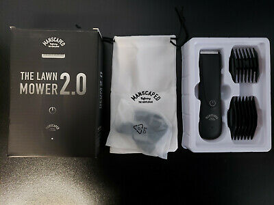 Manscaped The Lawn Mower 2.0 Rechargable Electric Hair Manscaping Trimmer - NEW!