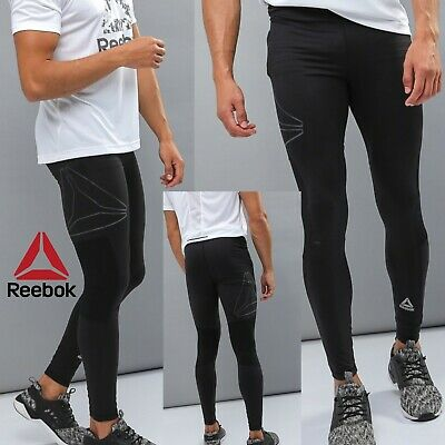 Reebok Green Crossfit? Pwr6 Compression Tight Built With
