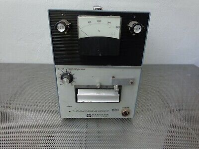 Harshaw Nuclear Systems 2000A Thermoluminescence detector NEED AC ADAPTER 2000-A