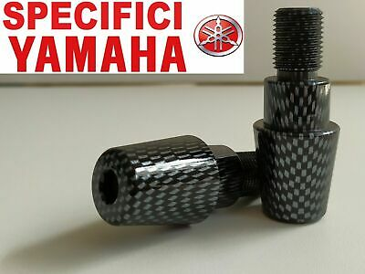 915CF Contrappesi CARBON LOOK per Yamaha T-MAX 530 2012-2019