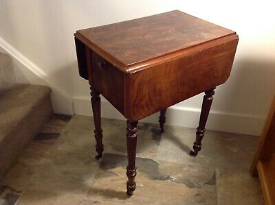Victorian Pembroke/sewing Table
