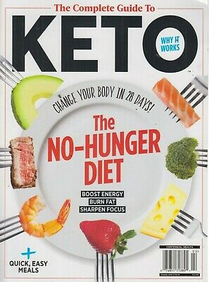 The Complete Guide To KETO Why It Works 2019 Centennial Health