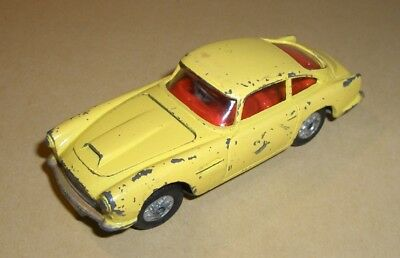 Vintage Corgi Toys - Aston Martin Db 4 - Nice Used Condition