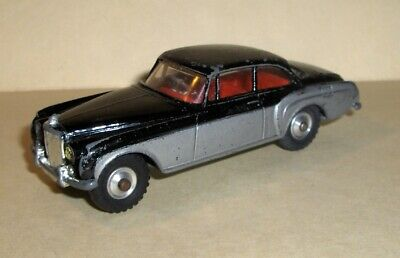 Vintage Corgi Toys 224 - Bentley Continental Sports Saloon - Used Condition