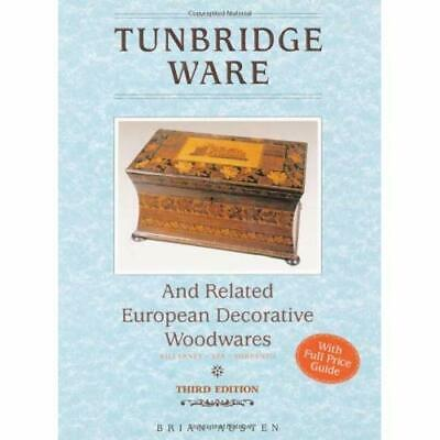 Tunbridge Ware and Related European Decorative Woodware - Hardcover NEW Brian Au