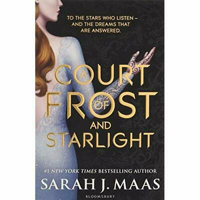 A Court of Frost and Starlight - Paperback NEW Maas, Sarah J. 01/05/2018