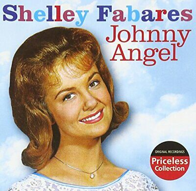 Shelley Fabares - Johnny Angel - Shelley Fabares CD 4MVG The Cheap Fast Free The