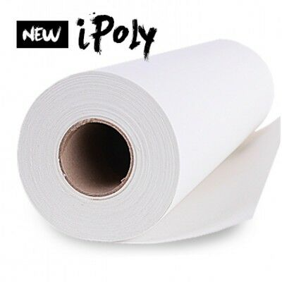 13 inch Inkjet Polyester Canvas Roll 18m - 280gsm