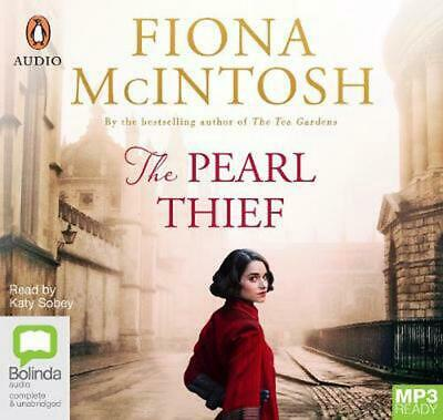 The Pearl Thief by Fiona McIntosh Free Shipping!