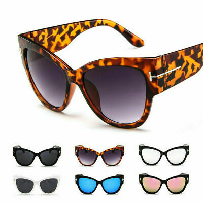 Unisex Cat Eye Sunglasses Retro Glasses Eyewear Retro Mirrored Shades 2019 New