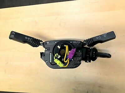 Vauxhall Vectra C Signum Wiper Indicator Squib Barrel Ignition Cim 13132475