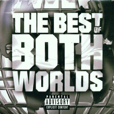Jay-Z - The Best of Both Worlds - Jay-Z CD KTVG The Cheap Fast Free Post The