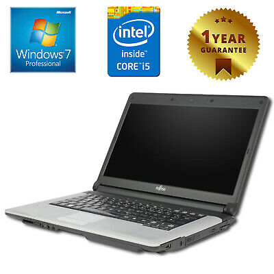 COMPUTER NOTEBOOK RICONDIZIONATO FUJITSU S710 INTEL CORE i5 4GB 320GB WINDOWS 7