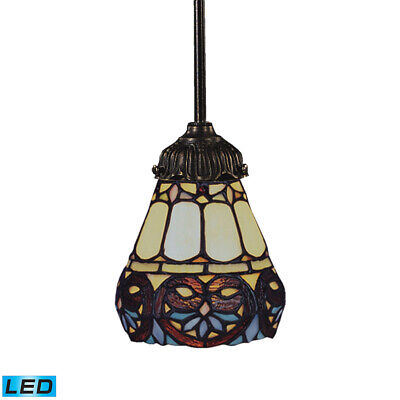 ELK Lighting 078-TB-21-LED Mix-n-match Pendant Tiffany Bronze