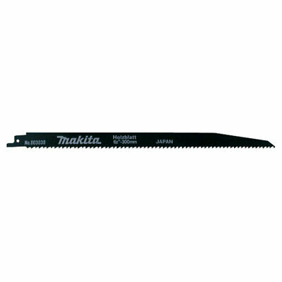 Makita Wood Reciprocating Saw Blades 290mm Pack of 5