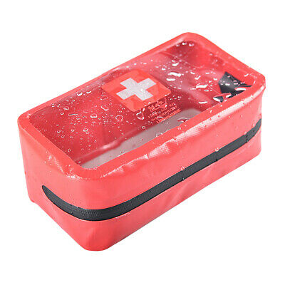 1pc First Aid Bag Lightweight Practical Portable Medical Bag for Outdoor Camping