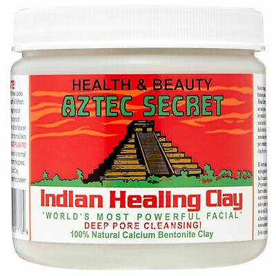 Aztec Secret | Indian Healing Clay Jar 1 lb