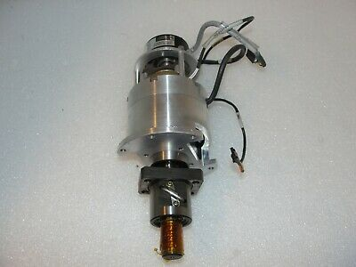 Brooks Automation MagnaTran 7 Z-Axis Drive Assembly Ball Screw 20-5 C7M, Motor,