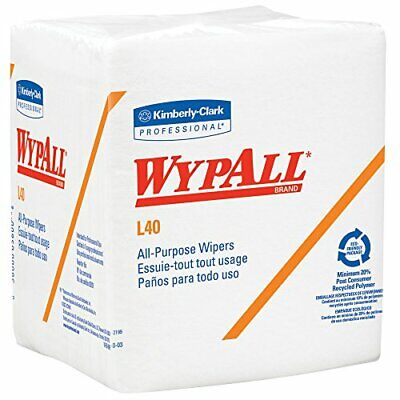 WypAll L40 Disposable Cleaning and Drying Towels (05701)