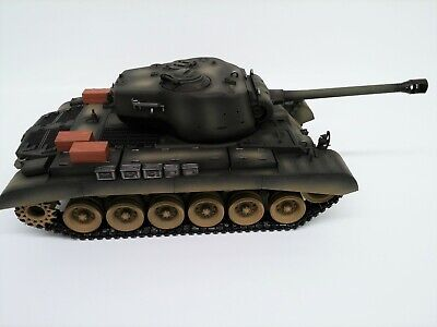 Taigen M26 Pershing Airsoft 2.4GHz 1/16th Scale RTR RC Battle Tank New TAG12060