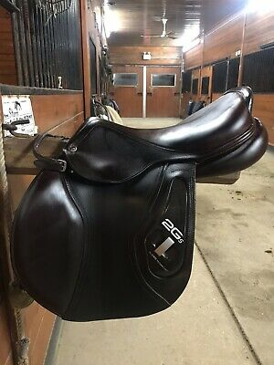 USED CWD 2GS SE25 Jumping Saddle - 18