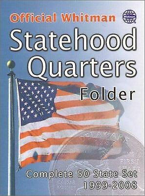 Official Whitman Statehood Quarters Folder by Not Available