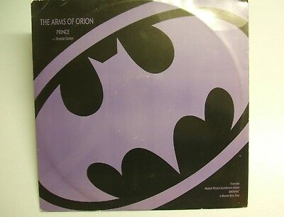 """Prince with Sheena Easton - The Arms Of Orion 12"""" W2757T 1989 EX/G"""