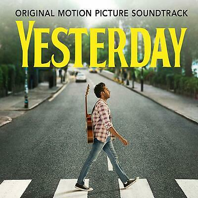 Yesterday Soundtrack Himesh Patel Audio CD NEW
