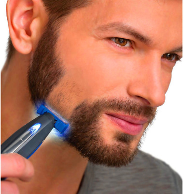NEW Micro Touch SOLO Men's Rechargeable Full Body Trimmer and Shaver