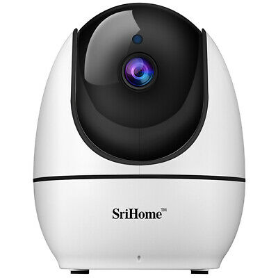 SriHome SH026 1080P 2.4G WiFi Security IP Camera Motion Detection Night Vision