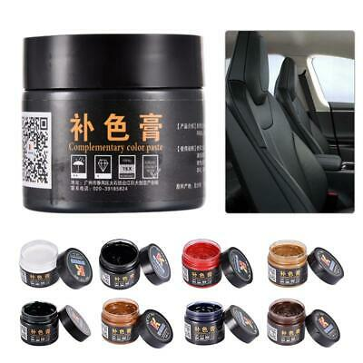 Leather Refurbishment Repair Cream Cleaning Kit For Car Seat Sofa Jacket Shoes