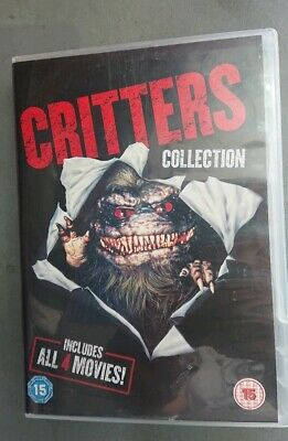 Critters collection 1-4 DVD