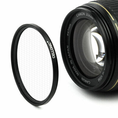 Sternfilter 8 Pt 52mm Sigma 30mm F1,4 DC DN Contemporary