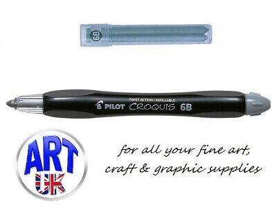 Pilot Croquis Mechanical Sketching Drawing Pencil 38mm