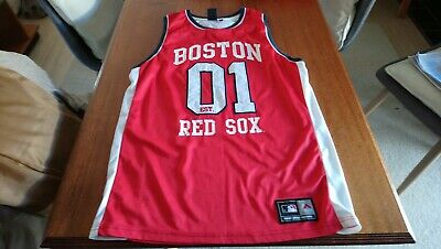 MLB Boston Red Sox Singlet S