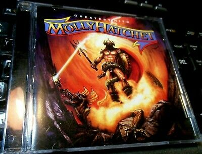 Greatest Hits [Expanded] [Remaster] by Molly Hatchet (CD, Aug-2001, Sony...