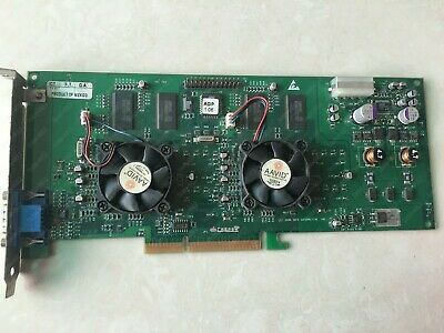 1pc used   3DFX VOODOO5 5500 AGP