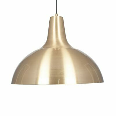 Classical Design Brass Metal Finished Electrified Pendant Fitting - Light Decor
