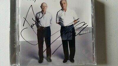 2 CD'S - 1 SIGNED Vessel by Twenty One Pilots and 1 Blurryface CD