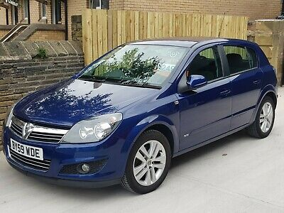 2009 Vauxhall Astra Sxi 1.6 5Dr 116Bhp Sporty Hatch *Only 46K Miles* New Clutch