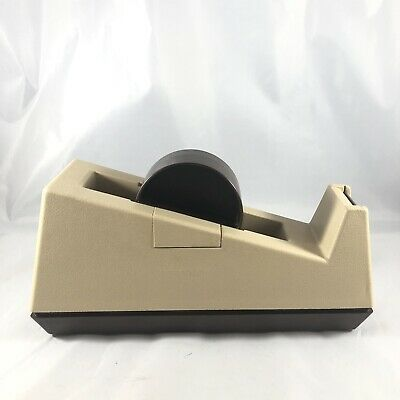 "Scotch C-25  Weighted Tape Dispenser 3"" Core 3M Model 28000 For 1"" Wide Tape"