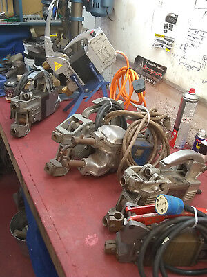 """SPOT WELDERS serviced and purchased. """"WEDGE FOR SALE""""."""