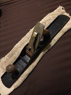 "Vintage 22"" Bailey No. 7 Corrugated Wood Plane!"
