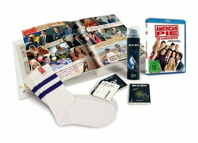 Coffret import blu-ray American Pie 4 avec goodies neuf, sous blister